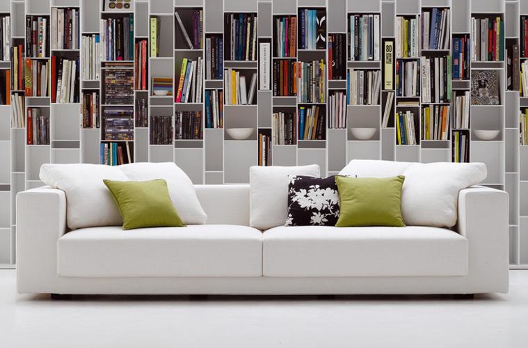 sliding sofa di MDF Italia