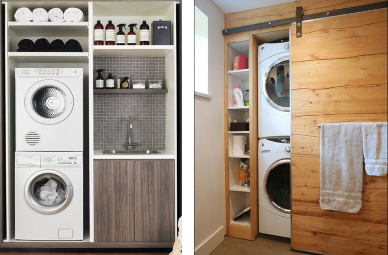 Molto come arredare una lavanderia pr27 pineglen - Mobili per lavanderia casa ...