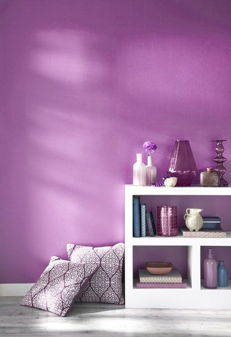 Colore dell'anno 2014: radiant orchid   ohmydesign