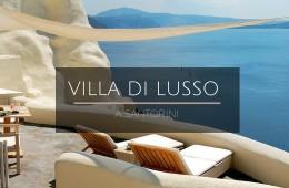 Villa a Santorini (1)