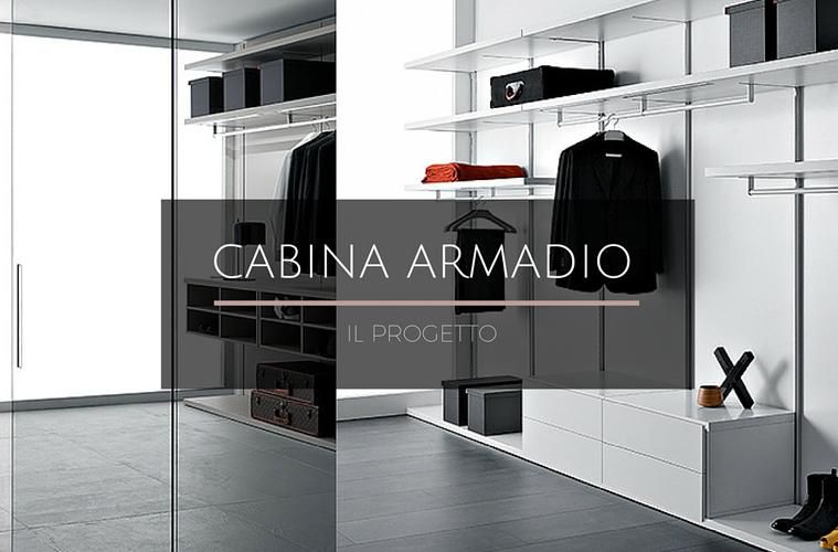 Progetti Camere Da Letto Con Cabina Armadio : Come progettare e arredare una cabina armadio u ohmydesign