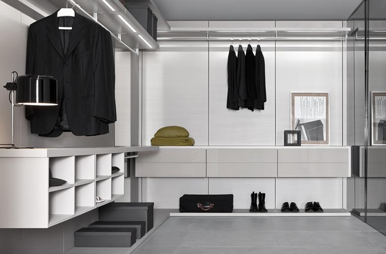 Come progettare e arredare una cabina armadio - OhMyDesign