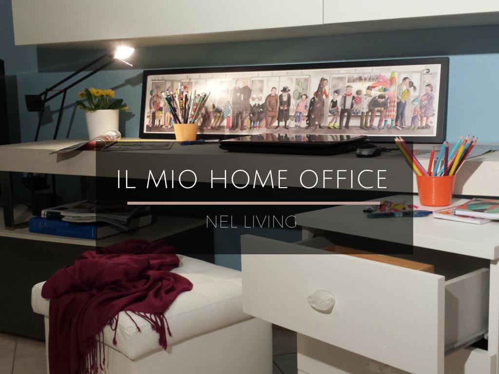 Come Organizzare La Propria Scrivania come organizzare la scrivania in soggiorno - ohmydesign