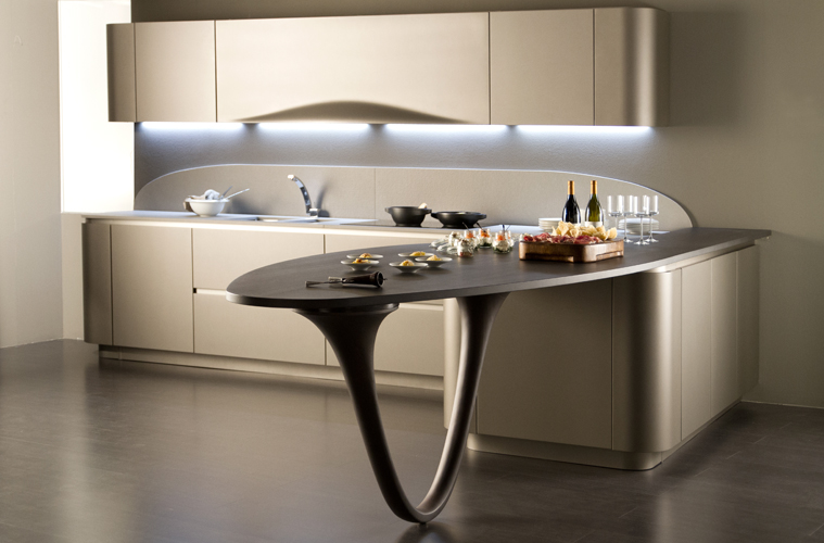Materiali Per Top Cucina. Affordable Gallery Of Particolari Top ...