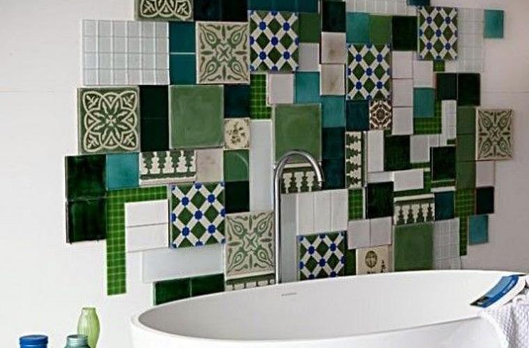 Piastrelle per lavanderia ox22 regardsdefemmes - Pittura per piastrelle bagno ...