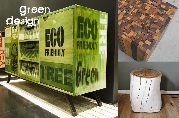 green design riciclo
