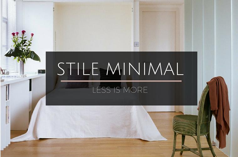 Le regole per una perfetta casa in stile minimal ohmydesign for Casa stile minimal
