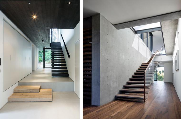 Le regole per una perfetta casa in stile minimal ohmydesign for Quanto costruire una casa in stile artigiano