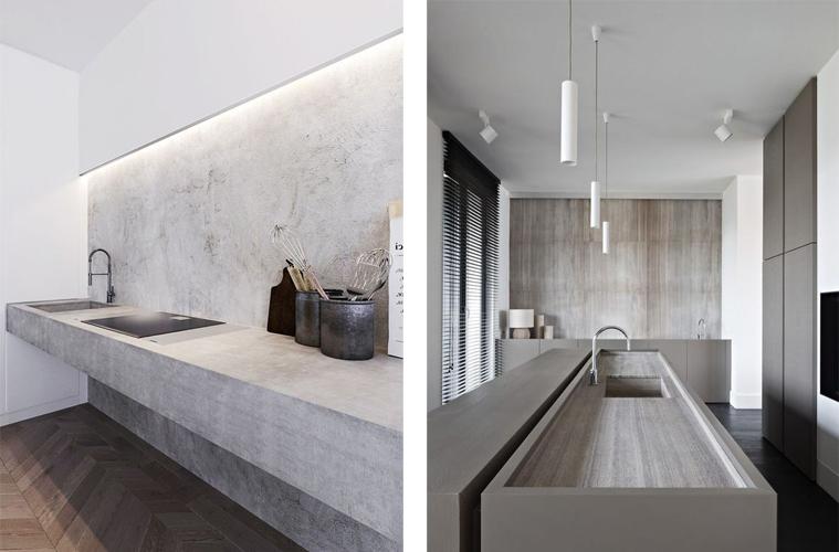 casa stile minimal