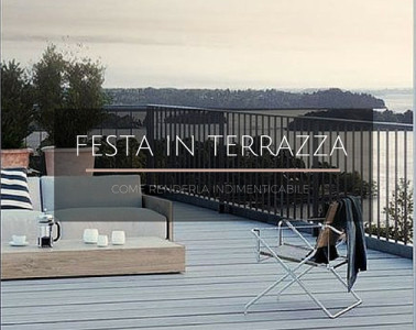 Festa in terrazzo 1