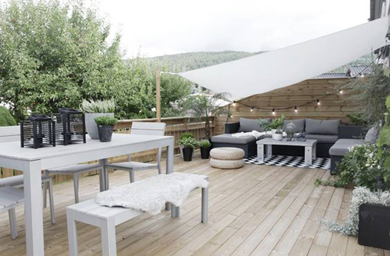 Stunning giardini sui terrazzi contemporary home design - Giardini sui terrazzi ...