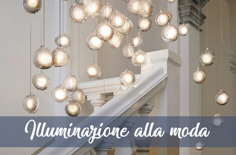 I trend di riferimento per l illuminazione domestica ohmydesign
