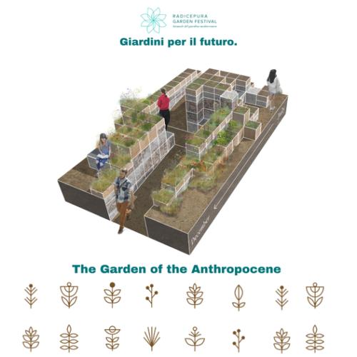 Giardini per il futuro: the garden of the Anthropocene
