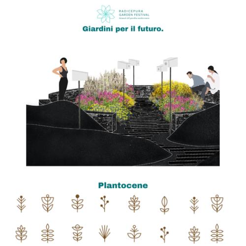 Giardini per il futuro: Plantocene