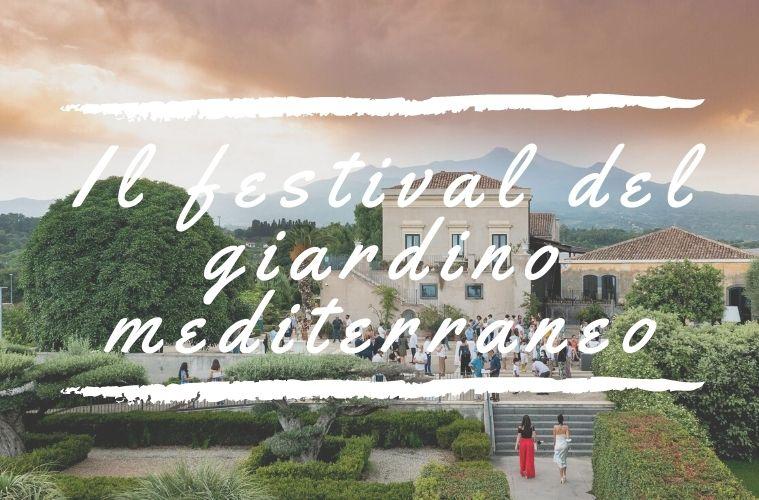 Festival del giardino mediterraneo